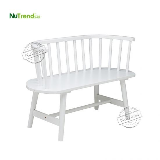 Wood bench Toy Box Kids furniture factory in china