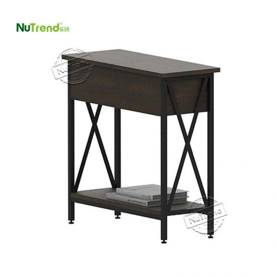Metal and Wood Living Room Furniture Manufacturer