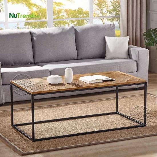 wholesale Solid Wood Coffee Table  Furniture Factory China